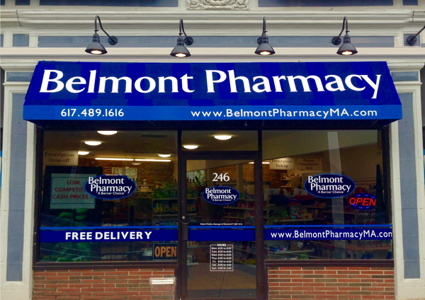 Welcome to Belmont Pharmacy!